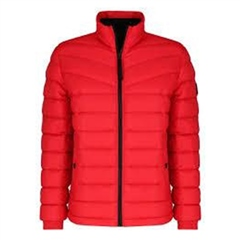 Hugo Boss Red - Quilted Puffer Jacket Olid01