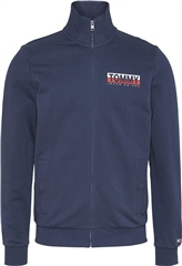 Tommy Jeans Navy - Zip Thru Sweat