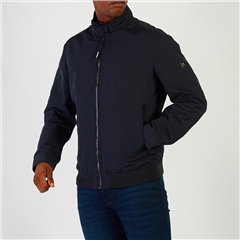 Strellson Navy - Lecce Water Repellent Jacket