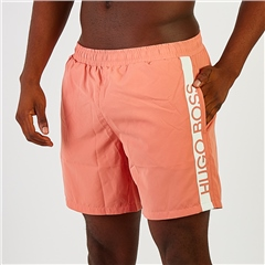 Peach - Dolphin Swim Trunk 41 by Hugo Boss
