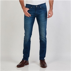 Hugo Boss Navy - Delaware Slim Fit Denim Jeans