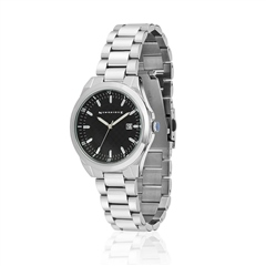Newbridge Silver Steel - Steel Band Watch