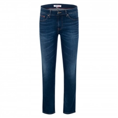 Tommy Jeans Dark Blue - Scanton Slim Aspen Dark Blue Stretch