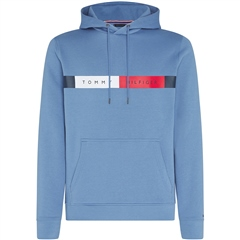 Tommy Hilfiger Ink - Tommy Flag Logo Hooded Sweatshirt