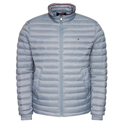 Tommy Hilfiger Light Grey - Down Packable Jacket