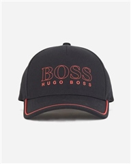 Hugo Boss Black - Novel Cotton Baseball Cap