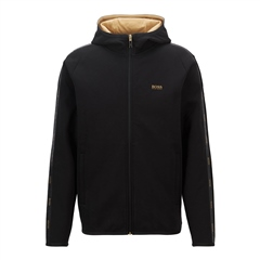 Hugo Boss Black - Saggy2 Hooded Zip Through Jacket