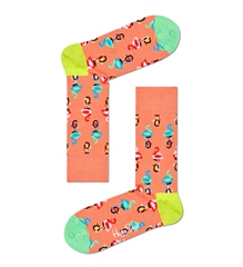 Happy Socks Multi - Flamingo