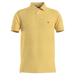 Tommy Hilfiger Yellow - Tommy Heather Slim Fit Polo