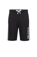 Hugo Boss Black - Heritage Jacquard Shorts