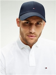 Navy - Classic Bb Cap by Tommy Hilfiger