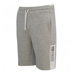 Hugo Boss Light Grey - Headlo1 Sweatshorts