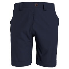 Navy - Scanton Slim Chino Shorts by Tommy Jeans