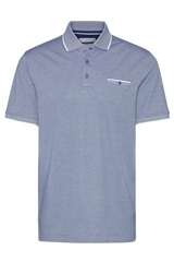 Bugatti Navy - Regular Fit Polo Shirt