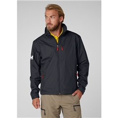 Helly Hansen Navy - Crew Midlayer Jacket
