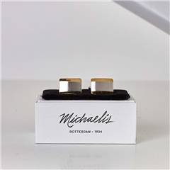 Michaelis Gold - Polished Cufflinks