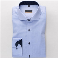 Eterna Blue - Slim Fit Oxford Shirt
