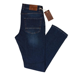Marco Capelli Indigo - Regular Fit Jeans