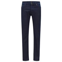 Hugo Boss Navy - Maine Regular Fit Jeans