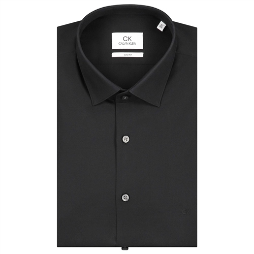 Calvin Klein Black - Bari Slim Fit Shirt  - Click to view a larger image