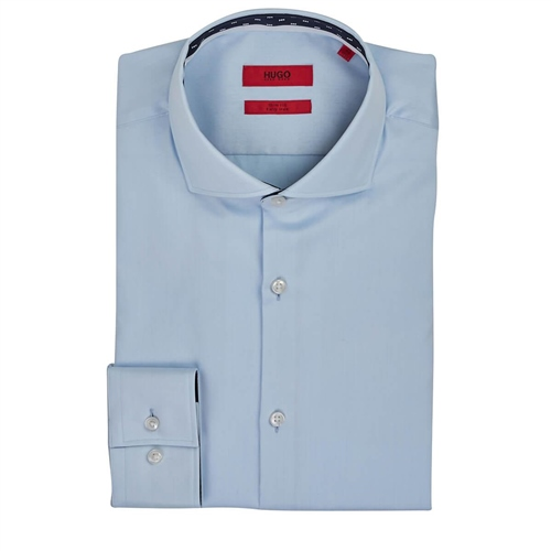 Hugo Blue - Kerry Slim Fit Shirt  - Click to view a larger image