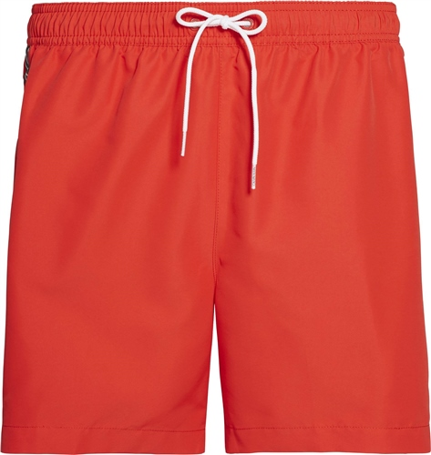 Calvin Klein Red - Swim Shorts  - Click to view a larger image