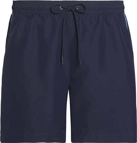 Calvin Klein Navy - Swim Shorts  - Click to view a larger image