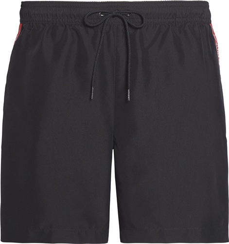 Calvin Klein Black - Swim Shorts  - Click to view a larger image