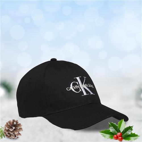 Calvin Klein Black - Monogram Cap  - Click to view a larger image