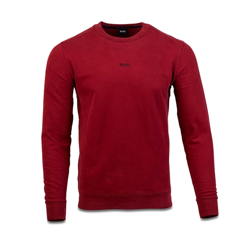 Hugo Boss Red - Weevo Relaxed Fit Sweatshirt  - Click to view a larger image