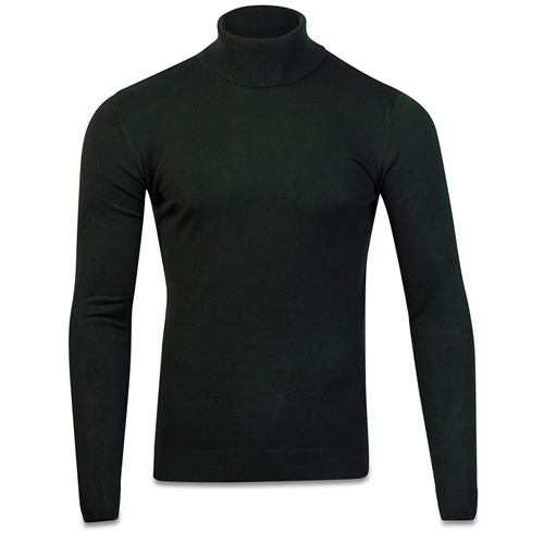 Marco Capelli Bottle - Lightweight Polo Neck  - Click to view a larger image