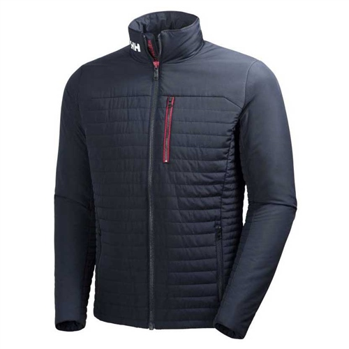 Helly Hansen Navy - Crew Insulator Jacket  - Click to view a larger image