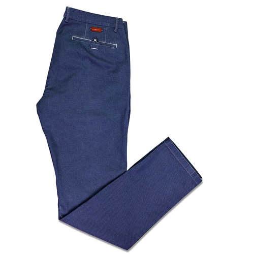 Bugatti Light Navy - Stefano Trousers 1