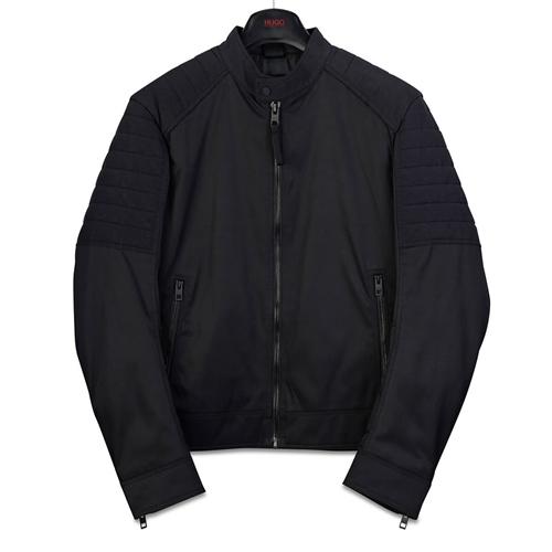 Hugo Boss Black - Olorth Biker Jacket  - Click to view a larger image