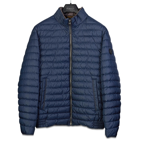 Bugatti Blue - Air Series Casual Jacket  - Click to view a larger image