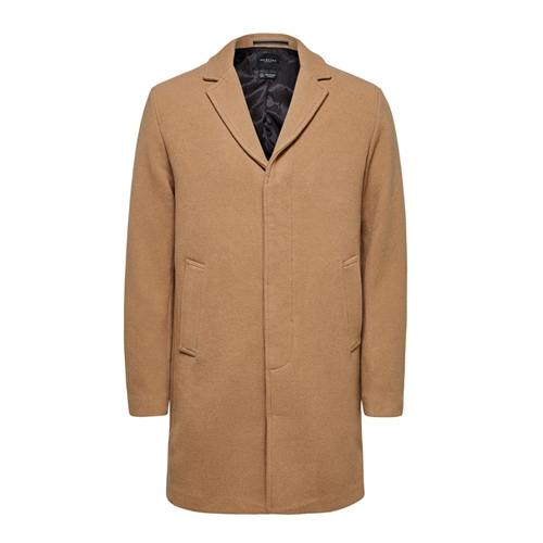 Selected Camel - Hagen Coat  - Click to view a larger image