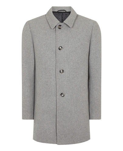 Remus Uomo Grey - Rowan Plain  - Click to view a larger image