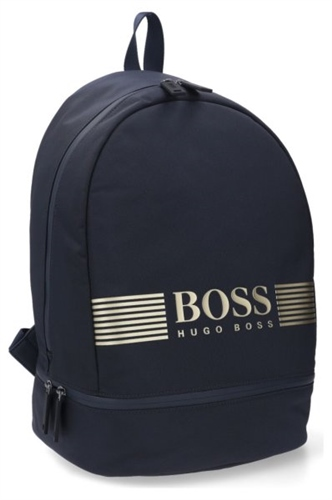 Hugo Boss Navy - Pixel Backpack  - Click to view a larger image