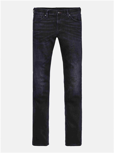 Tommy Hilfiger Blue - Denton Straight Stretch Jeans 1