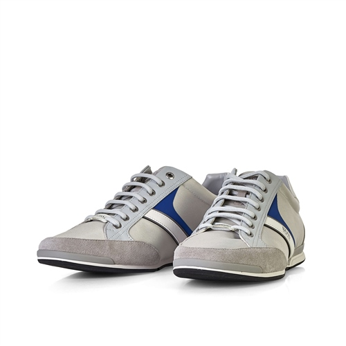 Hugo Boss Cream - Saturn Sneaker  - Click to view a larger image