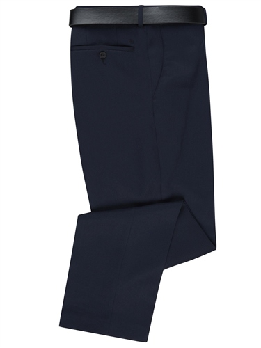 Remus Uomo Navy - Leroy Trousers  - Click to view a larger image