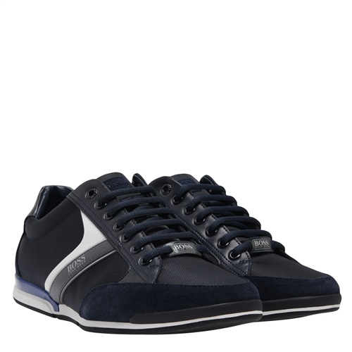 Hugo Boss Navy - Saturn Sneaker  - Click to view a larger image