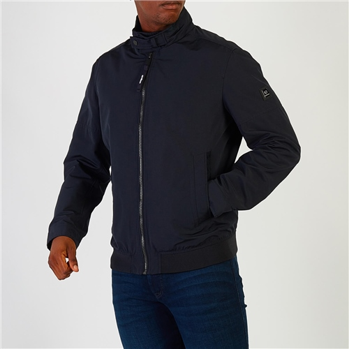 Strellson Navy - Lecce Water Repellent Jacket  - Click to view a larger image