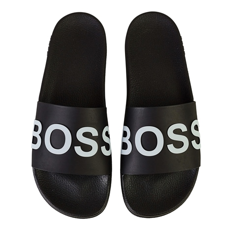 Hugo Boss Black - Bay Slide  - Click to view a larger image