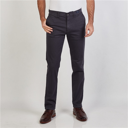 Marco Capelli Charcoal - Arex Chinos  - Click to view a larger image