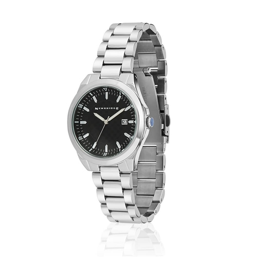 Newbridge Silver Steel - Steel Band Watch  - Click to view a larger image