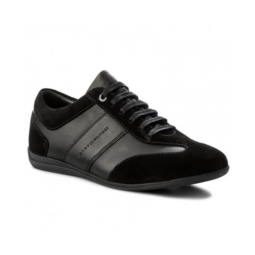 Tommy Hilfiger Black - Otis 1c Sneaker  - Click to view a larger image