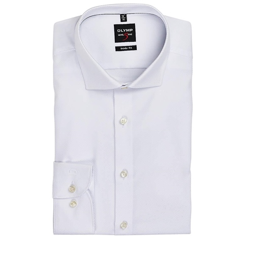 Olymp White - Modern Fit Shirt 1