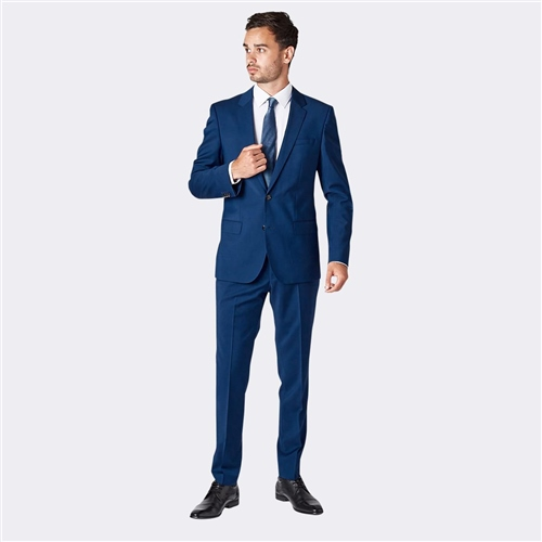 Hugo Blue - Naples Slim Fit Suit Jacket  - Click to view a larger image