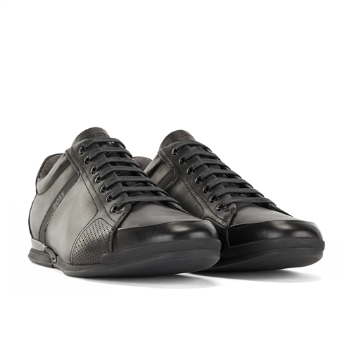 Hugo Boss Black - Saturn Low Sneaker  - Click to view a larger image